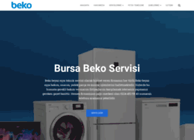 bekoservisibursa.com