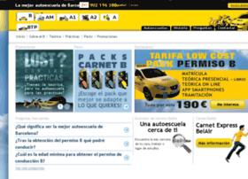 belairautoescuelas.com