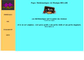 belairmaths.free.fr