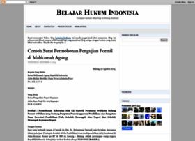 belajarhukumindonesia.blogspot.com