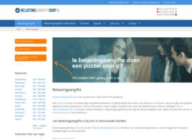 belastingaangifteshop.nl