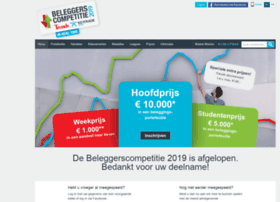 beleggerscompetitie.be