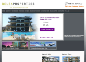 belekproperties.com