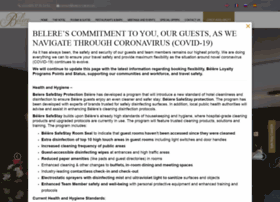 belere-hotels.com