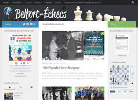 belfort-echecs.fr