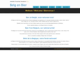 belgenbier.be