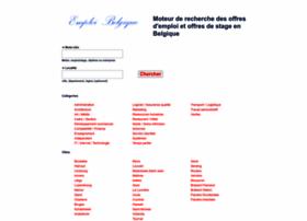 belgique.ma-emploi.com