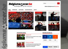 belgiumsoccer.be