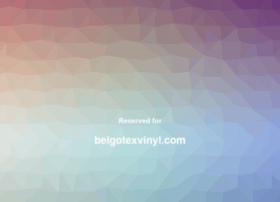 belgotexvinyl.com