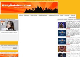 belgovision.com