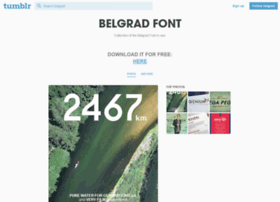 belgrad.tumblr.com