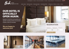 belgradearthotel.com