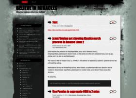 believeinmiraclesx.wordpress.com