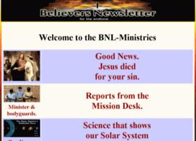 believersnewsletter.net