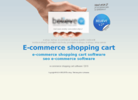 believeshop.com