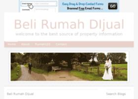 belirumahdijual.bravesites.com