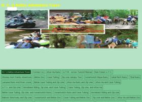 belizeadventuretours.actionboysbelize.com