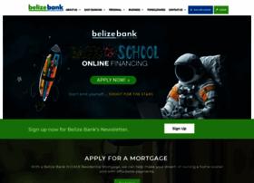 belizebank.com