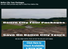 belizecitytourpackages.actionboysbelize.com