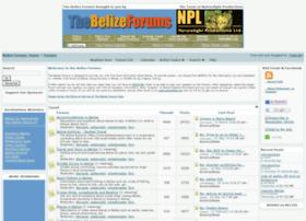 belizeforum.com