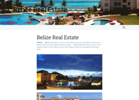 belizerealestateforsale.wordpress.com