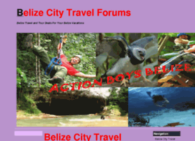 belizetraveldeals.actionboysbelize.com