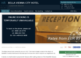 bella-vienna-apartment.hotel-rv.com