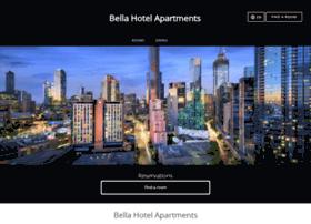 bellaapartmenthotel.com.au