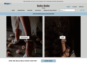 bellabelleshoes.com