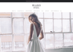bellableubridal.com