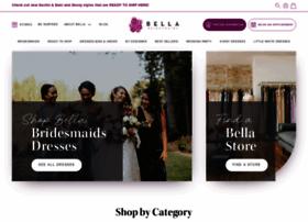 bellabridesmaids.com