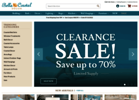 bellacoastaldecor.com