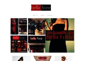 bellaforteboutique.com