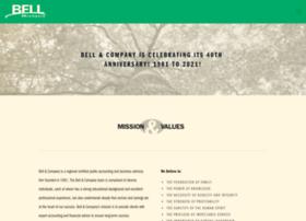 bellandcompany.net