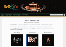 bellandcomusic.com