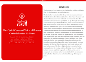 bellarmineforum.org