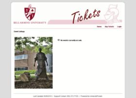 bellarminetickets.universitytickets.com