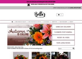 bellasflowershop.com