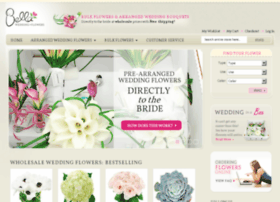 bellaweddingflowers.com