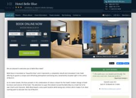 belle-blue-zentrum.hotel-rez.com