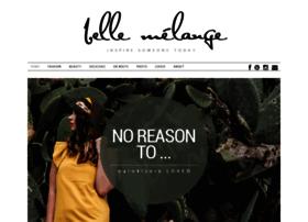 belle-melange.com