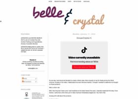 belleandcrystal.blogspot.com