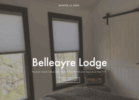 belleayrelodge.com