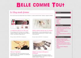 bellecommetout.fr