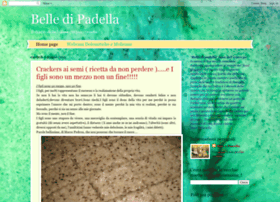 belledipadella.blogspot.com