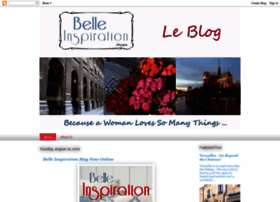 belleinspirationmag.blogspot.com