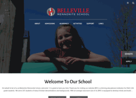bellevillemennoniteschool.org