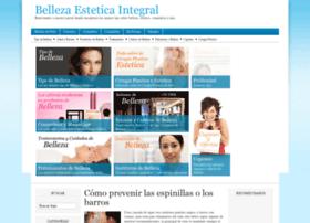 belleza-estetica-integral.com