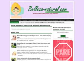 belleza-natural.com