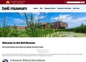 bellmuseum.umn.edu
